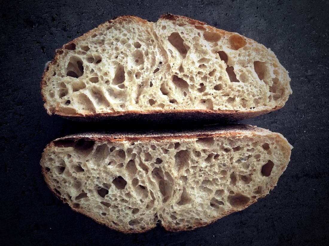 faire son levain pour un pain maison au naturel